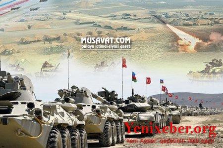 Ankara və Bakının son müharibə hazırlıqları -