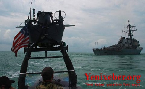 ABŞ və NATO Qara dəniz bölgəsində iştirakını gücləndirir