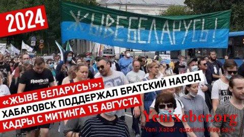 Belarusun seçimi-