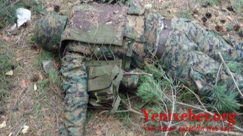 Erməni ordusu itki verdi-