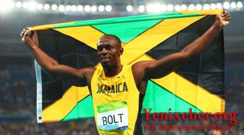 Useyn Bolt koronavirusa yoluxdu
