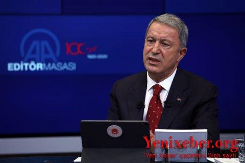 Türkiyə Azərbaycan ordusunun döyüş hazırlığını artırmağa hazırdır –