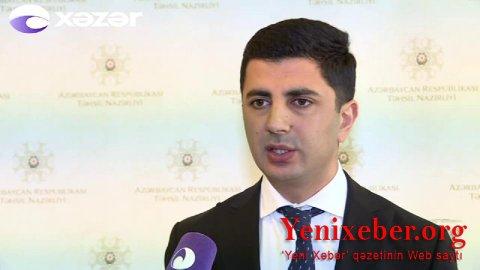 Təhsil Nazirliyinin şöbə müdiri Eşqi Bağırov şirkət yaradıb –