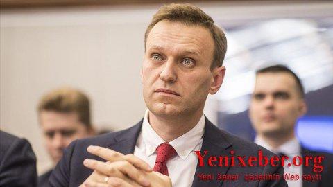 Navalnıya görə ABŞ və Britaniyadan Rusiyaya kəskin etiraz –