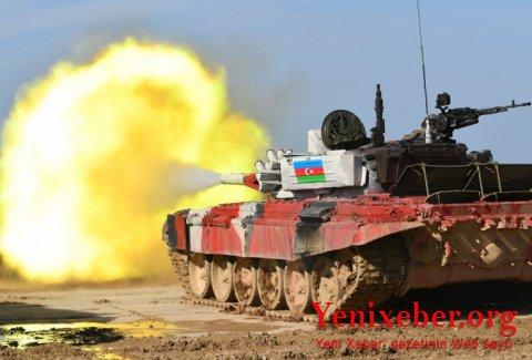 Tankçılarımız Rusiyada dördüncü oldu -
