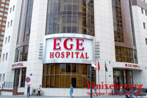 """""""EGE Hospital"""" klinikasında qanlı cinayət—"""