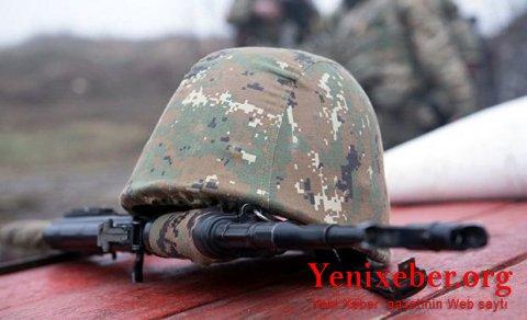 Ermənistan ordusunun ikinci hərbçisi öldü-