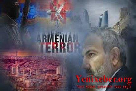 Paşinyan Cənubi Qafqazı terrorizm məkanına çevirir: