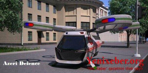 Azərbaycanda ilk: Ambulans dron hazırlanır -