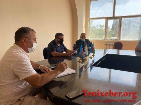 VHP Abşeron rayon təşkilatının sədri dəyişdi-