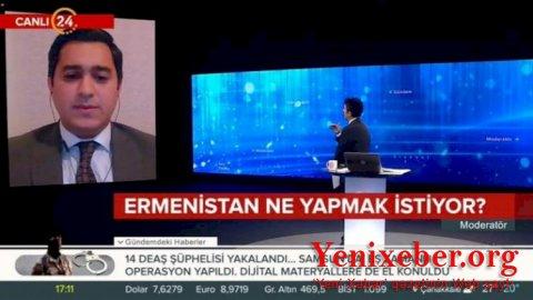 Ermənistan terrorçuları Qarabağa yerləşdirir -