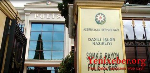 Şəmkir RPŞ-nin müvəqqəti saxlama yerindənöqsan aşkarlandı-