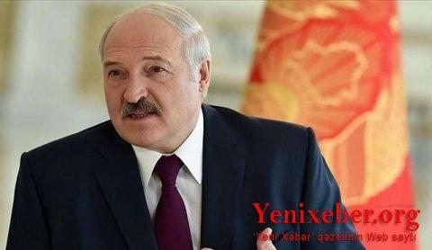 Lukaşenkoya qarşı növbəti sanksiyalar-