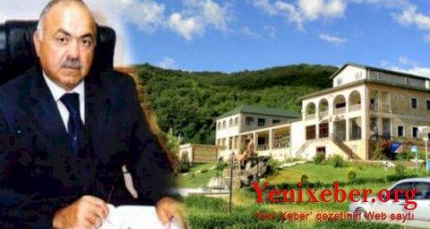 """""""Sədərək Yusif""""-in yolu dəmir barmaqlıqlardan keçə bilər:"""