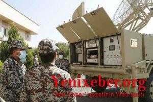 Qonşu ölkə yeni radar sistemlərini təqdim etdi-