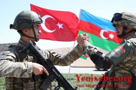 Azərbaycan Türkiyə ilə birgə  -