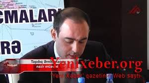 Tapdıq Əmiraslanov FHN işçisini nədən narazı salıb?-