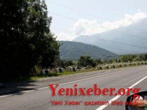 Sotk-Kəlbəcər yolu bağlandı-