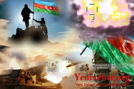 Azərbaycan Ordusu şanlı tarix yazır -