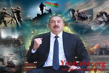 Azərbaycan ordusu düşmənin başına od ələyir –