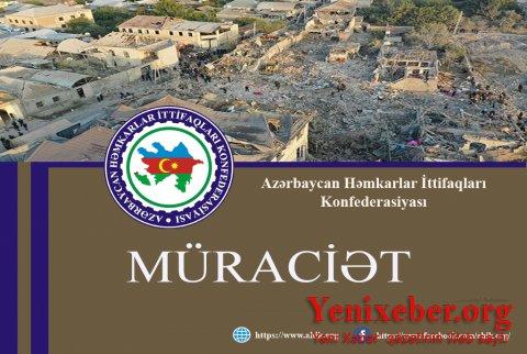 Azərbaycan Həmkarlar İttifaqları Konfederasiyasından -