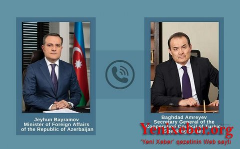 Türk Şurasının Baş katibi-