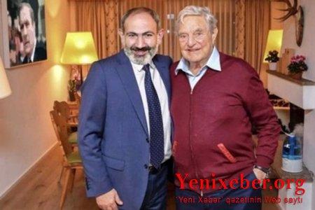 """""""Soros""""un Azərbaycandilli uşaqları hərbi əməliyyatların əleyhinə çağırış etməyə başladı -"""