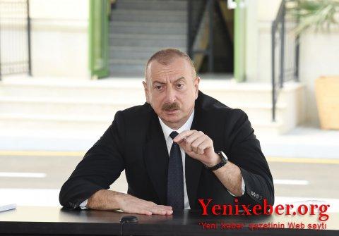 Şərtləri Azərbaycan diktə edir-