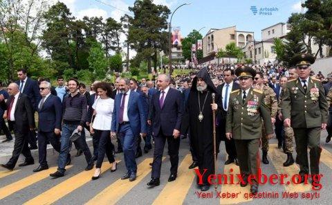 """ERMƏNİSTANIN """"NƏFƏSLİYİ"""" DARALIR!–"""