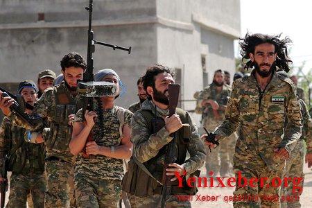 Xarici muzdlular erməni işğalçılarla yan- yana!-
