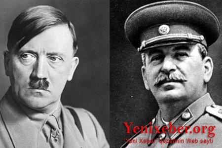 """""""Özünü fürer adlandıran və psixoloji durumu ilə şübhələr yaradan Hitler...""""-"""