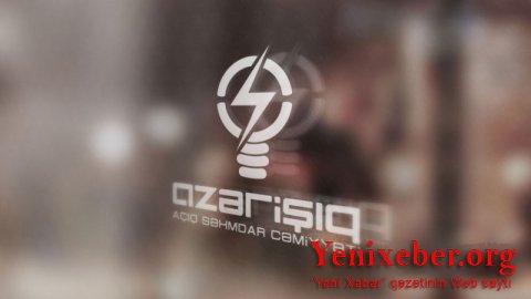 """""""Azərişıq"""" generatorları satınalma tenderi olmadan satın alır"""