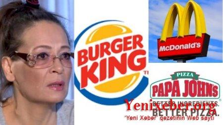 """""""McDonalds"""" ermənilərin xətrinə dəyməkdən qorxub?-silinən paylaşım və etirazlar-"""