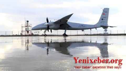 """""""Bayraktar""""ın yeni dronu bir ilkə imza atdı -"""