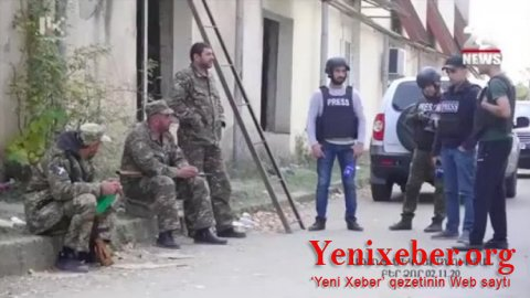 """""""Gecə səhərə qədər atışma səsləri səngimədi..."""" –"""
