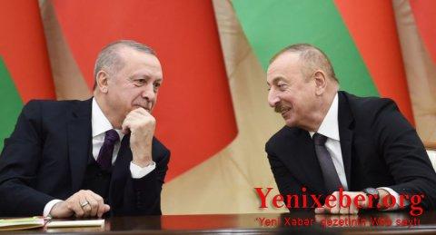 Prezident Ərdoğanla atəşkəs məsələsini müzakirə edib