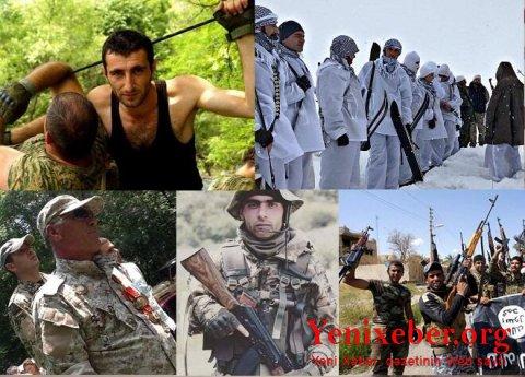 Ermənistan terroçuları necə hazırlayır? -