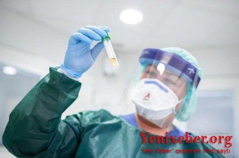 Dünyada koronavirusa yoluxma sayı kəskin artır