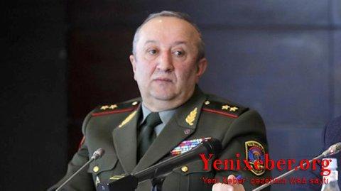 Bu erməni general həbs oluna bilər-
