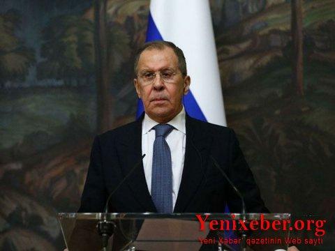 Lavrov: -