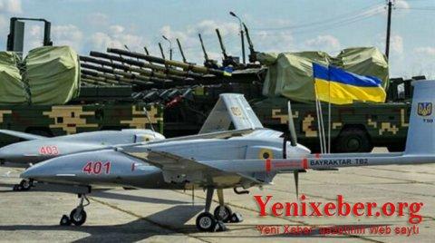 Bayraktar TB2 Rusiyanın nəbzini bu dəfə Krımda yoxladı: