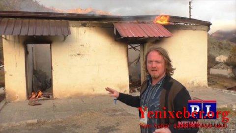 Semyon Peqovun yolunu gedən amerikalı jurnalist-