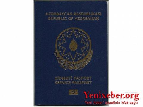 Bu qurumun üzvlərinə xidməti pasport verilməyəcək