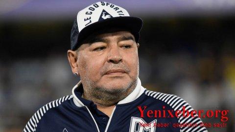 Dieqo Maradona vəfat etdi