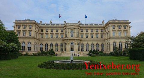 Fransa XİN Senatın qərəzli qərarına qarşı çıxdı-