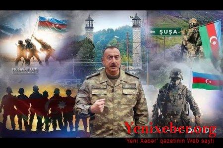 Azərbaycan Ordusunun misilsiz Şuşa əməliyyatı -