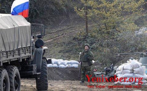 Ermənistanda rusiyalı hərbçinin meyiti tapılıb-