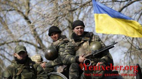 Ukraynalı generallar Ordumuzun döyüş təcrübəsini öyrənir-
