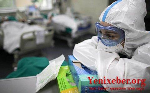 Rusiyada pandemiya ilə bağlı son durum-