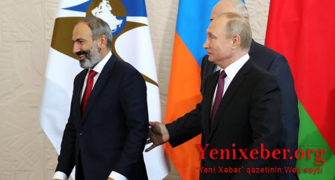 Putin Paşinyana niyə qapını göstərdi?–